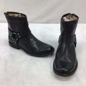 Frye buckle boots size 6